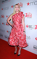 NEW YORK, NY February 08, 2018:Elisabeth Rohm attend  American Heart Association's® Go Red For Women® Red Dress Collection® 2018 at Hammerstein Ballroom in New York. February 08, 2018. Credit:RW/MediaPunch