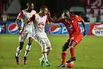 Independiente Santa Fe venció como visitante 1-0 a América. Partido adelantado de la Fecha 19 Liga Águila I-2017.