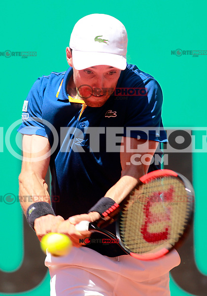 Roberto Bautista Agut, Spain, during Madrid Open Tennis 2018 match. May 8, 2018.(ALTERPHOTOS/Acero) /NortePhoto.com