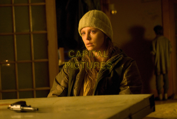 The Road (2009) <br /> Charlize Theron  <br /> *Filmstill - Editorial Use Only*<br /> CAP/KFS<br /> Image supplied by Capital Pictures