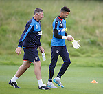 Jim Stewart and Wes Foderingham
