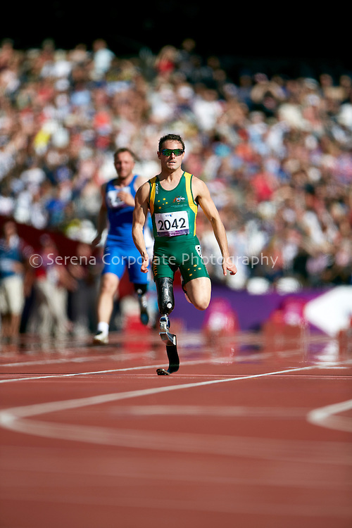 London Paralympic Games - Athletics 7.9.12
