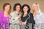 Dressed to impress at the Fossa rowing club fashion show in Hotel Europe, Fossa on Thursday night was l-r: Eileen Kennedy Caragh Lake, Mary Kelleher, Evelyn king and Deirdre O'Donoghue all Killorglin   Copyright Kerry's Eye 2008