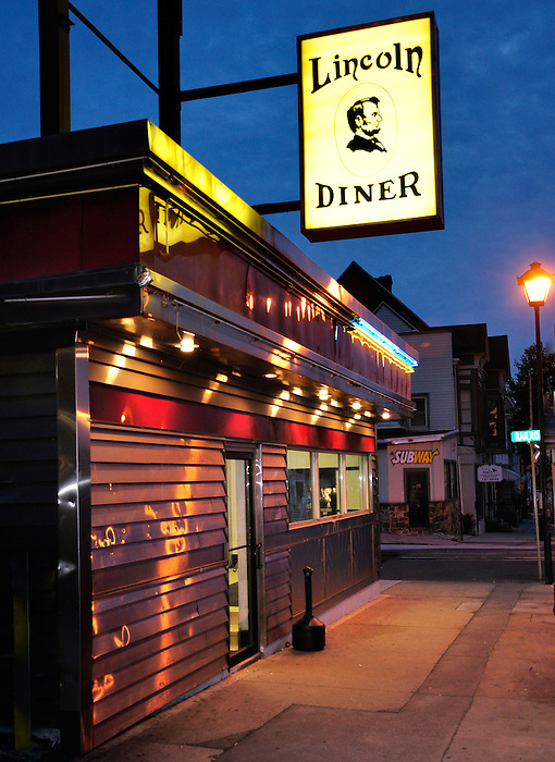 The Lincoln Diner in Gettysburg, PA