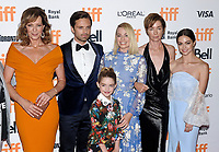 08 September 2017 - Toronto, Ontario Canada - Allison Janney, Sebastian Stan, Mckenna Grace, Margot Robbie, Julianne Nicholson and Caitlin Carver . 2017 Toronto International Film Festival - &quot;I, Tonya&quot; Premiere held at Princess of Wales Theatre. <br /> CAP/ADM/BPC<br /> &copy;BPC/ADM/Capital Pictures