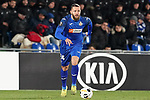 Getafe CF's David Timor during UEFA Europa League match. December 12,2019. (ALTERPHOTOS/Acero)