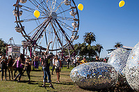 The 2012 Treasure Island Music Festival is a two day event held on San Franciso's Treasure Island October 13th and 14th.