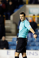 Referee, Andrew Madley seen during the Sky Bet Championship match between Millwall and Sheff United at The Den, London, England on 2 December 2017. Photo by Carlton Myrie / PRiME Media Images.