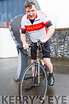 Tommy Sheehy launches his Spinathon for Enable Ireland which will be going ahead on Saturday week.