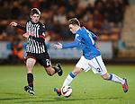 Lewis Macleod takes on Ryan Williamson