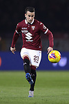 Alejandro Berenguer of Torino FC during the Serie A match at Stadio Grande Torino, Turin. Picture date: 8th February 2020. Picture credit should read: Jonathan Moscrop/Sportimage