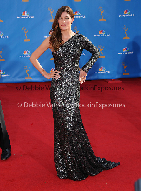 Jennifer Carpenter at The 62nd Anual Primetime Emmy Awards held at Nokia Theatre L.A. Live in Los Angeles, California on August 29,2010                                                                   Copyright 2010  DVS / RockinExposures