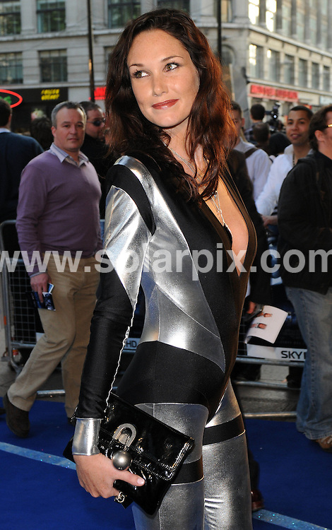 **ALL ROUND PICTURES FROM SOLARPIX.COM**.**WORLDWIDE SYNDICATION RIGHTS**.Premiere of the new Star Trek movie at The Empire Leicester Square in London...This pic:Claire Merry..JOB REF: 8843      SSD     DATE:20.04.09.**MUST CREDIT SOLARPIX.COM OR DOUBLE FEE WILL BE CHARGED**.**ONLINE USAGE FEE GBP 50.00 PER PICTURE - NOTIFICATION OF USAGE TO PHOTO @ SOLARPIX.COM**.**CALL SOLARPIX : +34 952 811 768 or LOW RATE FROM UK 0844 617 7637**