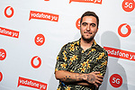 Beret during the photocall of VODAFONE YU MUSIC SHOWS<br /> ESTOPA  in Concert. <br /> October 2, 2019. (ALTERPHOTOS/David Jar)