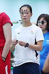 Satoko Yamada (JPN), <br /> AUGUST 24, 2018 - Shooting : <br /> Women's 10m Air Pistol <br /> at Jakabaring Sport Center Shooting Range <br /> during the 2018 Jakarta Palembang Asian Games <br /> in Palembang, Indonesia. <br /> (Photo by Yohei Osada/AFLO SPORT)