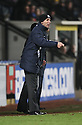 Cambridge United caretaker manager Jez George during the Blue Square Bet Premier match between Cambridge United and Kidderminster Harriers at the Abbey Stadium, Cambridge on 18th February, 2011 .© Kevin Coleman 2011.