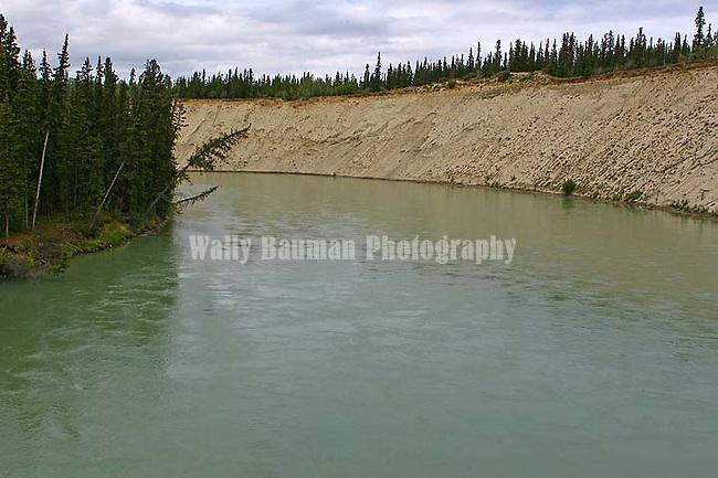 IMAGES OF THE YUKON,CANADA, Takhini River
