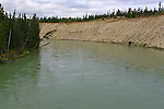 IMAGES OF THE YUKON,CANADA, Takhini River
