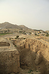 Archaeological excavations at Tel Jericho (Tel a-Sultan) in the Jordan valley