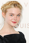 "ELLE FANNING. Premiere of Focus Features' ""Somewhere"" at the Arclight Hollywood Cinema.  Los Angeles, CA, USA. December 7, 2010. ©Celphimage."