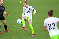 Portland, OR - Wednesday, March 27, 2019: Seattle Reign vs Chicago Red Stars Preseason at Merlo Field.