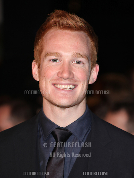 Greg Rutherford arriving for The hobbit Premiere, Odeon Leicester Square, London. 12/12/2012 Picture by: Alexandra Glen / Featureflash