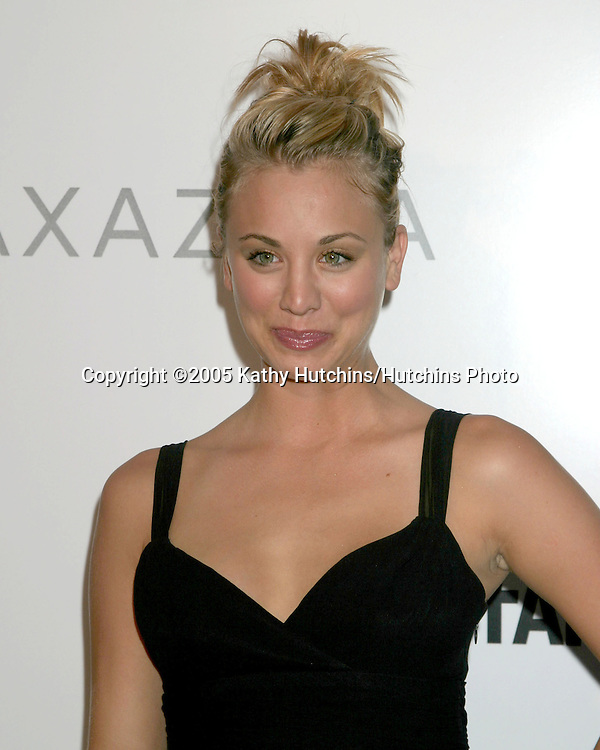 Kaley Cuoco.BCBG MaxAzria Flagship Store Opening.Beverly Hills, CA.August  18, 2005.©2005 Kathy Hutchins / Hutchins Photo