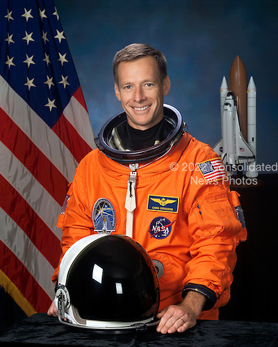 Houston, TX -  July 14, 2003 -- Astronaut Christopher J. Ferguson, pilot, STS-115, scheduled for launch in August, 2006..Credit: NASA via CNP