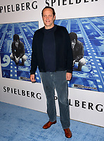 Vince Vaughn at the premiere for the HBO documentary &quot;Spielberg&quot; at Paramount Studios, Hollywood. Los Angeles, USA 26 September  2017<br /> Picture: Paul Smith/Featureflash/SilverHub 0208 004 5359 sales@silverhubmedia.com