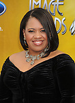 LOS ANGELES, CA. - February 26: Chandra Wilson arrives at the 41st NAACP Image Awards at The Shrine Auditorium on February 26, 2010 in Los Angeles, California.