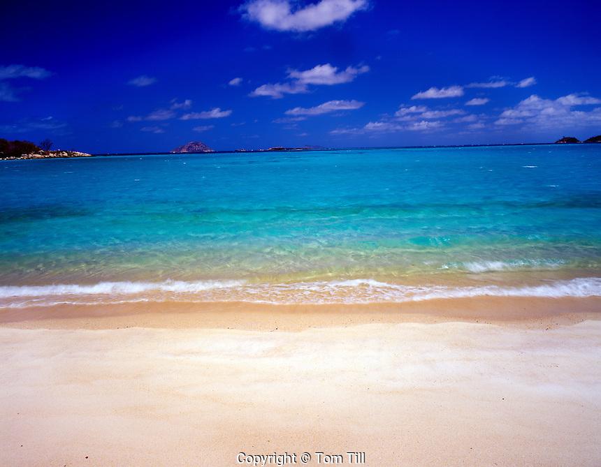Beach at the Blue Lagoon Lizard Island National Park, Australia Great Barrier Reef Marine park Coral Sea South Pacific Ocean