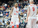2015-10-31 / Basketbal / seizoen 2015-2016 / Antwerp Giants - Limburg United / Melsahn Basabe scoorde 26 punten voor de Giants<br />