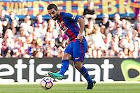 FC Barcelona's Arda Turan during the La Liga match between Futbol Club Barcelona and Deportivo de la Coruna at Camp Nou Stadium Spain. October 15, 2016. (ALTERPHOTOS/Rodrigo Jimenez) NORTEPHOTO.COM