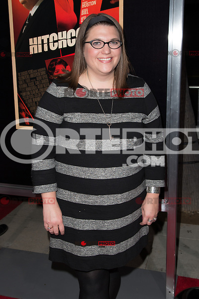 "November 20, 2012 - Beverly Hills, California -  Ali Bell at the ""Hitchcock"" Los Angeles Premiere held at the Academy of Motion Picture Arts and Sciences Samuel Goldwyn Theater. Photo Credit: Colin/Starlite/MediaPunch Inc"