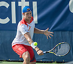 Jack Sock (USA) Defeats  Igor Sijsling (NED) 6-4, 6-2.