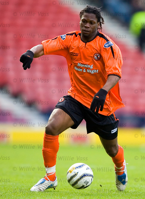 Colin Samuel, Dundee Utd.stock season 2004-2005.pic willie vass
