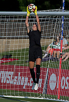 Boyds, MD. - Saturday, June 24 2017:  during a regular season National Women's Soccer League (NWSL) match between the Washington Spirit and the Portland Thorns FC at Maureen Hendricks Field, Maryland SoccerPlex.<br />  The Washington Spirit defeated the Portland Thorns FC 1-0.