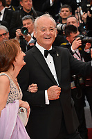 """CANNES, FRANCE. May 14, 2019: Bill Murray at the gala premiere for """"The Dead Don't Die"""" at the Festival de Cannes.<br /> Picture: Paul Smith / Featureflash"""
