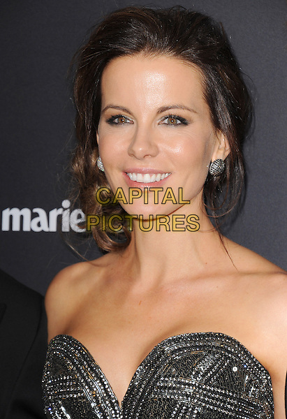 Kate Beckinsale attends THE WEINSTEIN COMPANY &amp; NETFLIX 2014 GOLDEN GLOBES AFTER-PARTY held at The Beverly Hilton Hotel in Beverly Hills, California on January 12,2014                                                                               <br /> CAP/DVS<br /> &copy;DVS/Capital Pictures