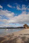 Jetty, Tasman Peninsula, Tasmania