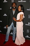 BEVERLY HILLS, CA. - February 17: Actor Kevan Hall and Actress Tichina Arnold arrive at the 11th Annual Costume Designers Guild Awards at the Four Seasons Beverly Wilshire Hotel on February 17, 2009 in Beverly Hills, California.
