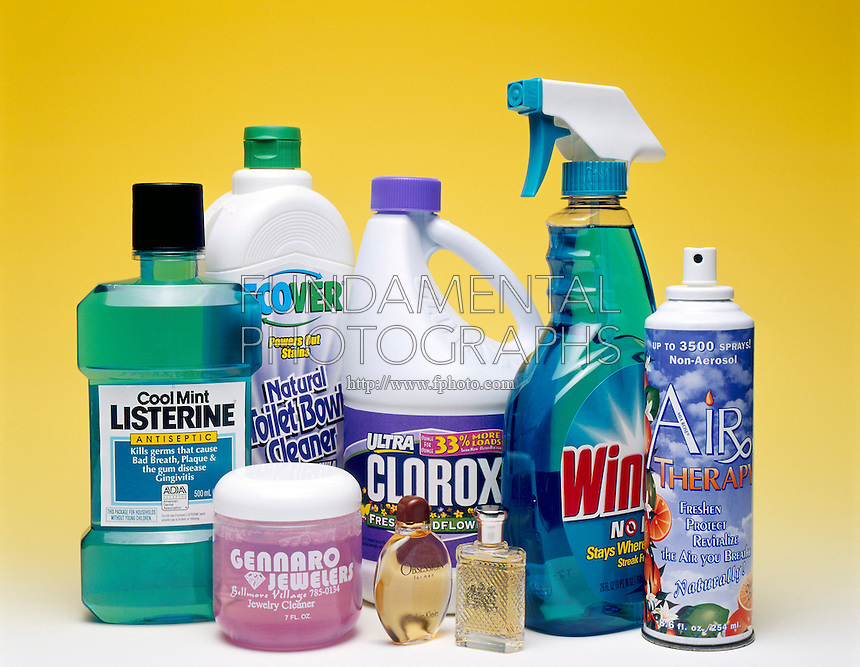 COMMON HOUSEHOLD SOLUTIONS<br />