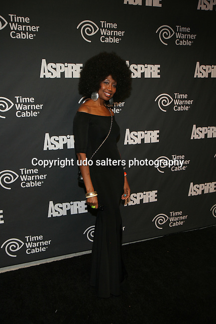 "Guests Attends ASPiRE presents the Super 70s Soul Party Hosted Earvin ""Magic"" Johnson  at Time Warner Cable Studio Highline Stages, NY"