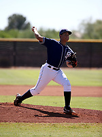 Luarbert Arias - 2017 AIL Padres (Bill Mitchell)