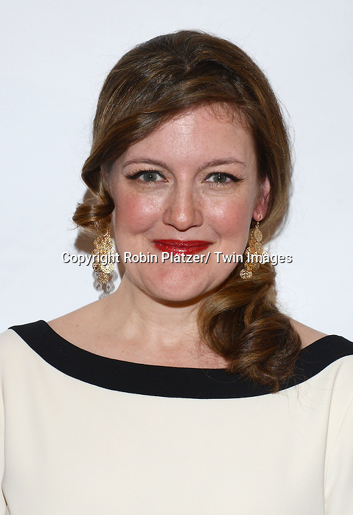 Jennifer Simard attends the 80th Annual Drama League Awards Ceremony and Luncheon on May 16, 2014 at the Marriot Marquis Hotel in New York City, New York, USA.
