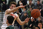 Birmingham Brother Rice vs. Pontiac Notre Dame Prep at Marian High School, 2/21/15