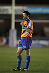 referee Dudley Phillips.Celtic League.Cardiff Blues v Connacht.22.02.13.©Steve Pope-SPORTINGWALES