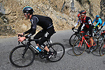 April 17th 2017, Kramsach, Austria; UCI Tour of the Alps mens cycling tour, Kufstein - Innsbruck, stage 1; pictured: Ian Boswell (Team Sky) Damiano Caruso (BMC)<br /> &copy; Pierre Teyssot