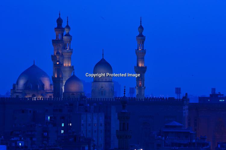 Old Cairo, Mosque, Islam, Egypt, religion, scenic, cityscape