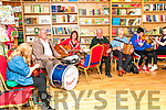 Rambling House : Musicians playinf at the Rambling House in The Seanchai Centre, Listowel on Thursday night last.